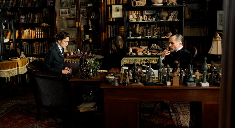 Collaborators: A Dangerous Method: Research - Part 2 ... A Dangerous Method Freud